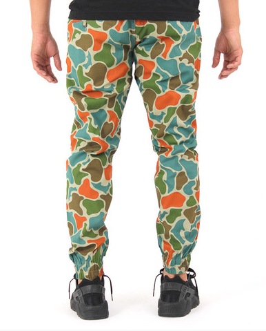 Pink Dolphin Pants