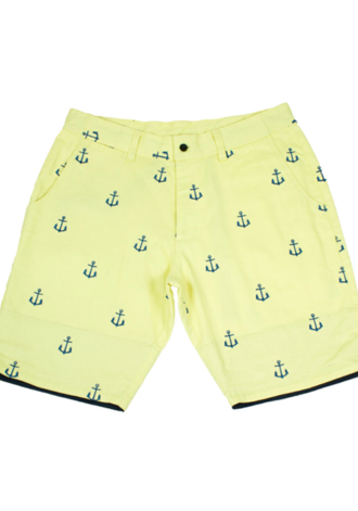 PINK DOLPHIN ANCHOR SHORTS