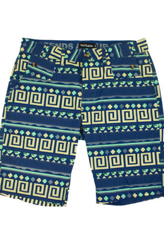 PINK DOLPHIN TRIBAL SHORTS