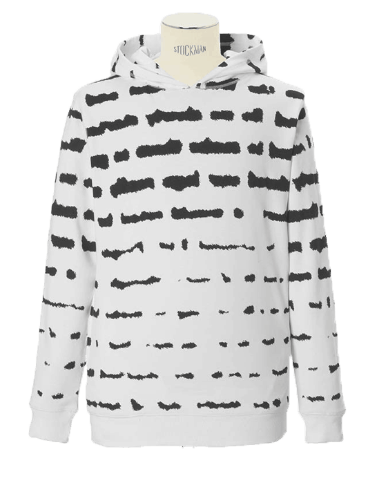 DOPE COUTURE DISRUPTED PULLOVER