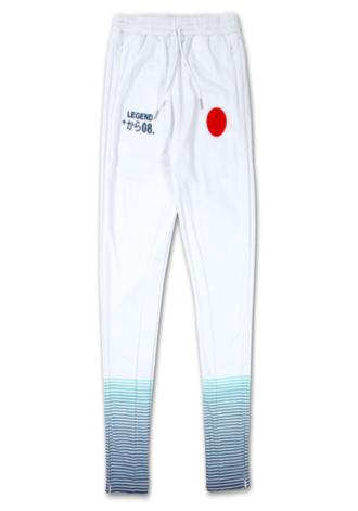 PINK DOLPHIN Rising Sun Track Pant